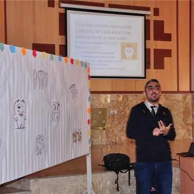 Zakho Students Learn Habits for Healthy Teeth