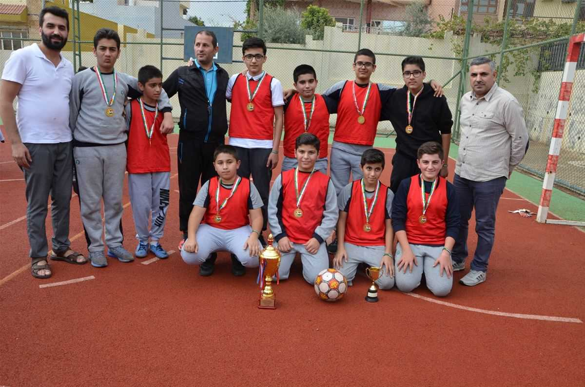 FOOTBALL COMPETITION AT ZAKHO