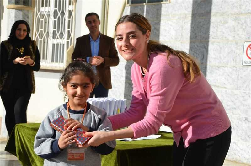 Honor Students Recognized at Zakho International School