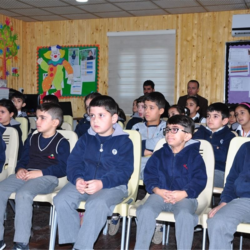 Zakho Students Learn About First Aid
