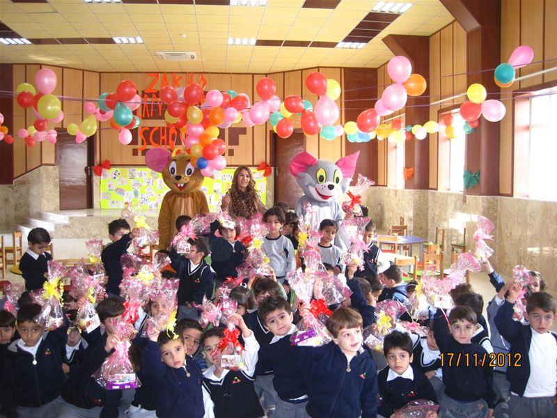 KG1 Welcome Party