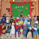 KG2 Students Dress Up for Costume Day
