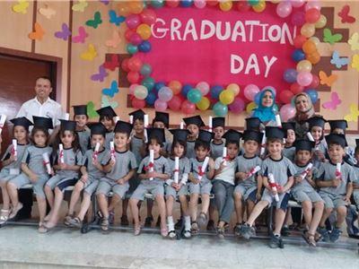 KG.2 Graduation 2014-2015