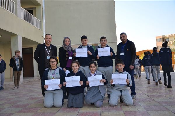 Zakho Rewards Students with Honor Board