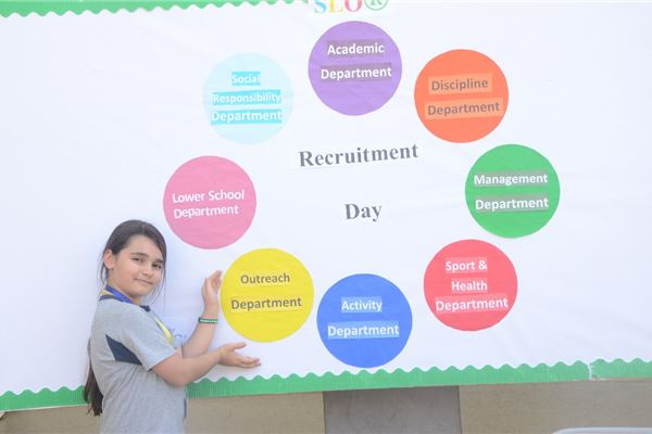 SLO® at Zakho Hold Student Life Recruitment Day