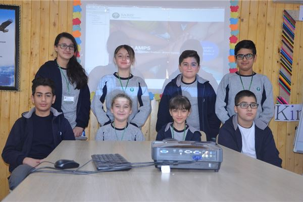 Zakho Management Prefects attend SLO® Data Management Prefect Training Session