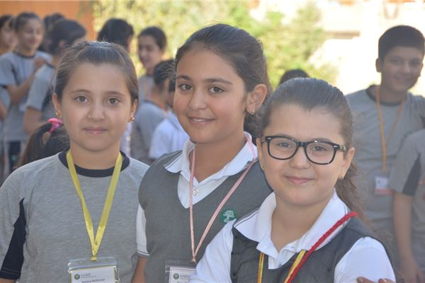 Zakho Student Attend SLO® Prefect Training Session