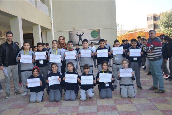 Zakho Students Receive Honor Awards