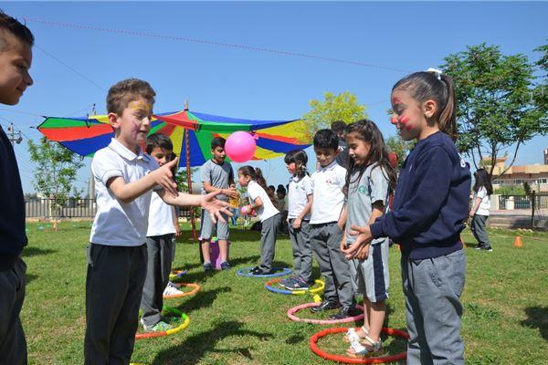 Fun Day at Zakho International School