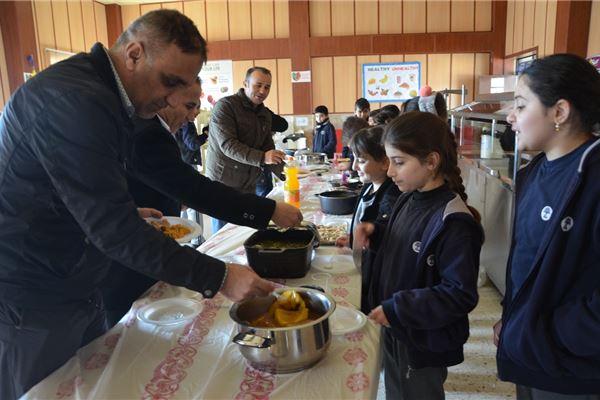 ZAKHO HOSTS KURDISH FOOD DAY