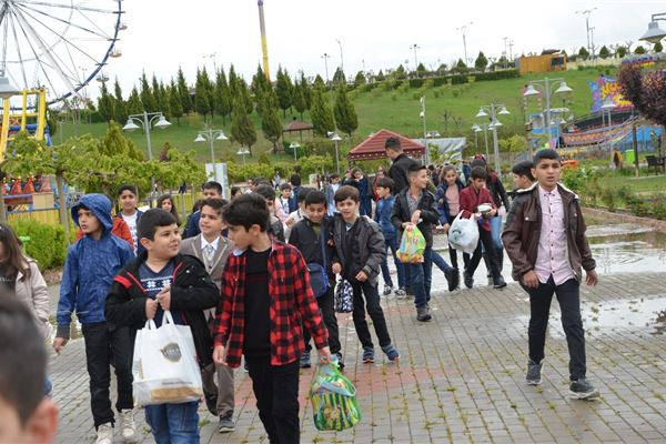 Zakho International School Students Spend the Day at Happy Park