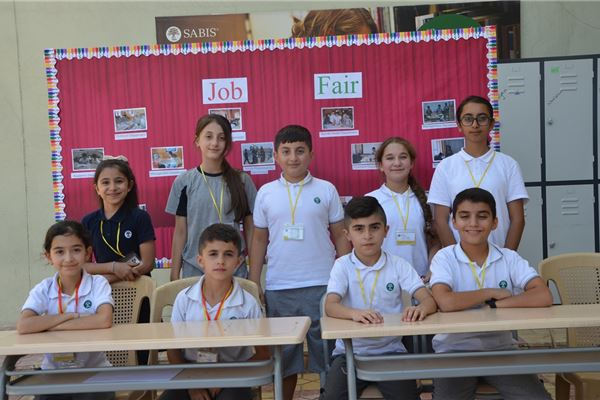 Zakho International School Organizes SLO® Job Fair