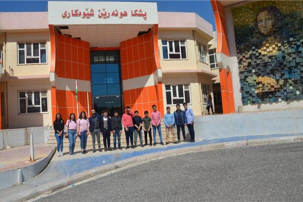 Students at Zakho International School Are Motivated to Develop their Art and Musical Talents