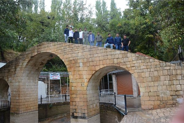 ZAKHO IS STUDENTS ENJOY A TRIP TO AMIDE