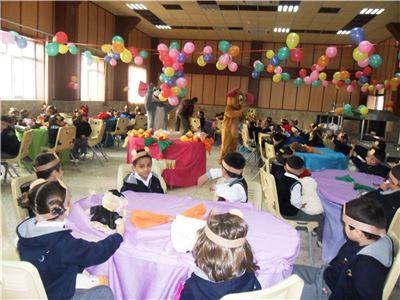 Zakho International School Organizes a Teddy Bear Party